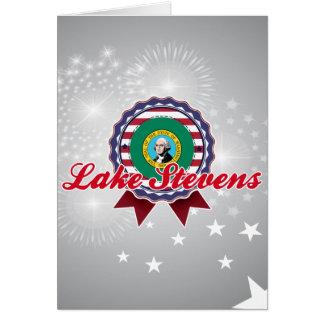 Lake Stevens, WA Card