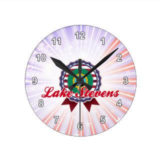 Lake Stevens, WA Wall Clocks