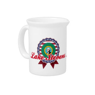 Lake Stevens, WA Beverage Pitchers