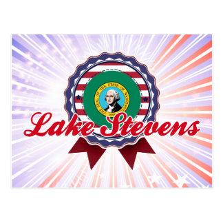 Lake Stevens, WA Post Card