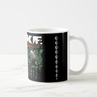 Lake Sturgeon Collage Mug