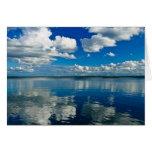 Lake Summer Afternoon Photograph Greeting Card