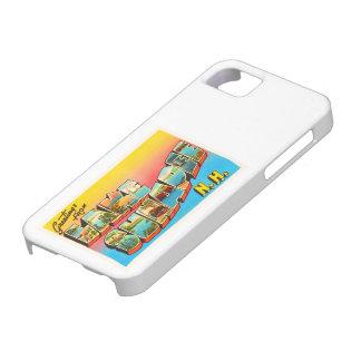 Lake Sunapee New Hampshire NH Old Travel Souvenir iPhone SE/5/5s Case