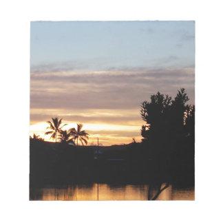 Lake Sunrise Notepads