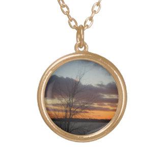 Lake Sunset Necklace