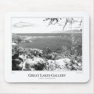 Lake Superior #4 Mouse Pad