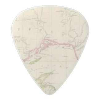 Lake Superior Acetal Guitar Pick