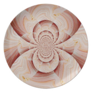 Lake Superior Agate Dinner Plate