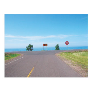 Lake Superior Boundary Road Postcards