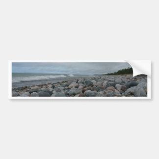 Lake Superior Car Bumper Sticker