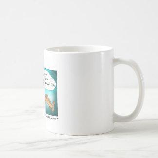 Lake Superior Cartoon Mug
