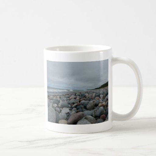 Lake Superior Classic White Coffee Mug
