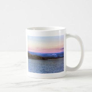 Lake Superior Evening Coffee Mug