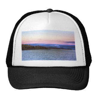 Lake Superior Evening Trucker Hat