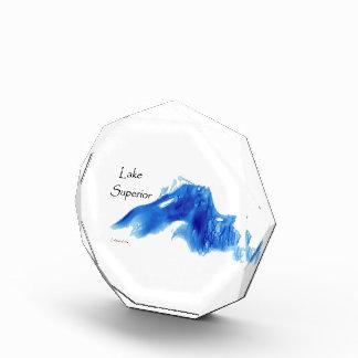 Lake Superior InDepth Acrylic Award