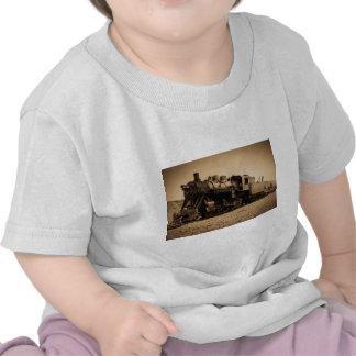 Lake Superior & Ishpeming Railroad #20 Sepia Shirts