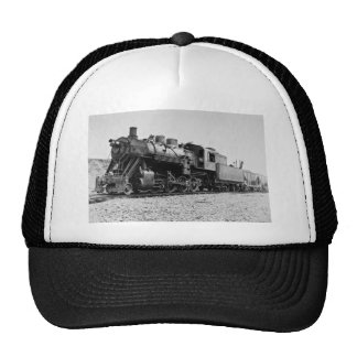 Lake Superior & Ishpeming Railroad Engine  #20 Trucker Hat