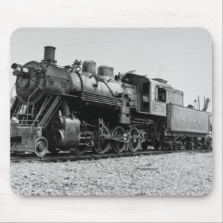 Lake Superior & Ishpeming Railroad Engine  #20 Mouse Pad