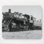 Lake Superior & Ishpeming Railroad Engine  #20 Mousepads
