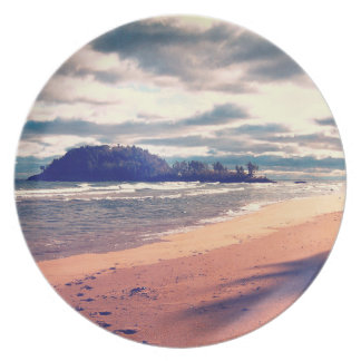 Lake Superior Island Plate