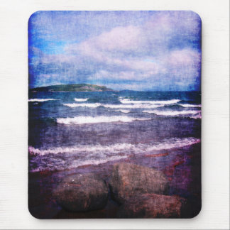 Lake Superior Islands Mouse Pad