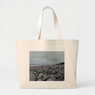 Lake Superior Jumbo Tote Bag