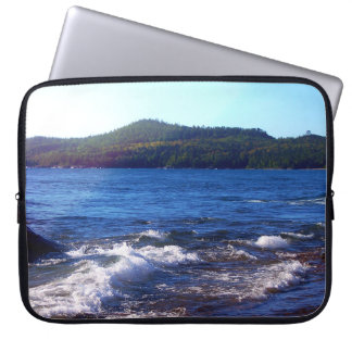Lake Superior Landscape Computer Sleeve