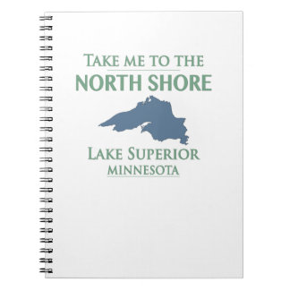 Lake Superior North Shore Notebook