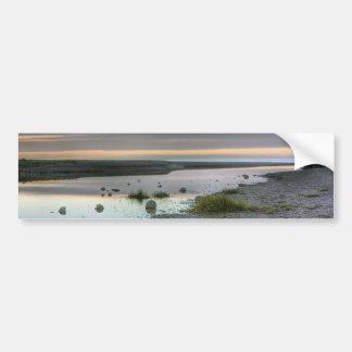 Lake Superior Shore Bumper Sticker