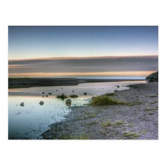 Lake Superior Shore Postcard