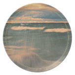 Lake Superior - Stormy Sunset Party Plate