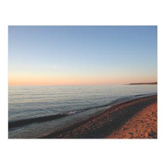 Lake Superior Sunset Postcards