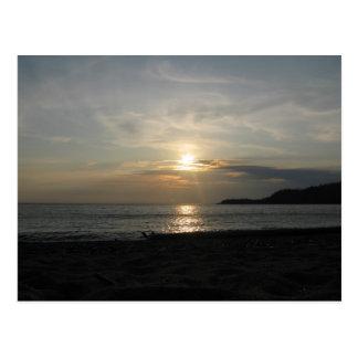 Lake Superior Sunsets Postcard