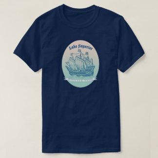 Lake Superior Tall Ships for Travel Novelty Shops T-Shirt