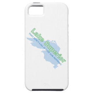 Lake Superior; They don't call it that for nothing iPhone 5 Case