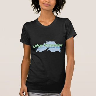 Lake Superior; They don't call it that for nothing Tee Shirt
