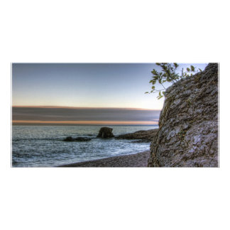 Lake Superior View Picture Card