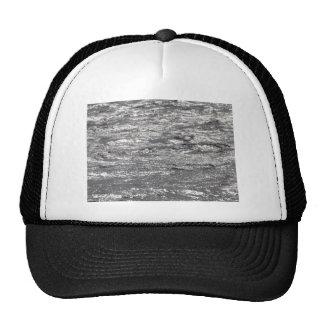 lake superior waves trucker hat