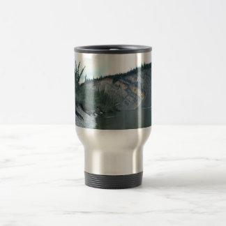 Lake Surfing in Alaska - Hanging Ten Coffee Mugs