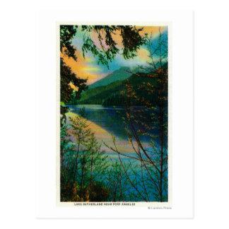 Lake Sutherland new Port Angeles, WA Postcard