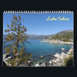 "Lake Tahoe 2018 Calendar<br><div class=""desc"">Lake Tahoe</div>"
