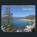 "Lake Tahoe 2019 Calendar<br><div class=""desc"">Lake Tahoe</div>"