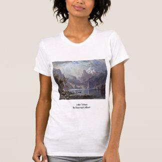 Lake Tahoe By Bierstadt Albert T Shirt