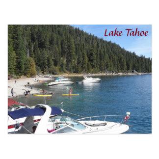 Lake Tahoe, CA Postcard