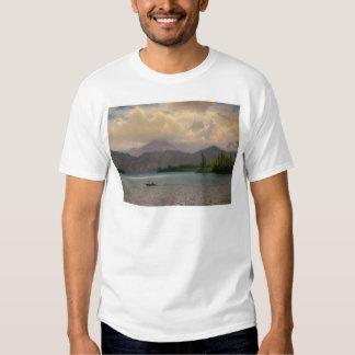 Lake Tahoe, California by Bierstadt (0102a) Tee Shirt