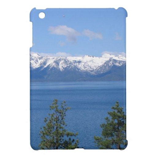 Lake Tahoe California iPad Mini Case