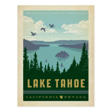 AndersonDesignGroup Lake Tahoe | California & Nevada Postcard