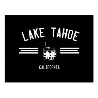 Lake Tahoe California Postcard