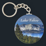 "Lake Tahoe California Sunset Emerald Bay Keychain<br><div class=""desc"">Lake Tahoe California Sunset Emerald Bay Keychain</div>"