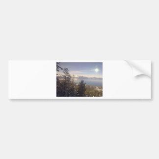 Lake Tahoe Car Bumper Sticker